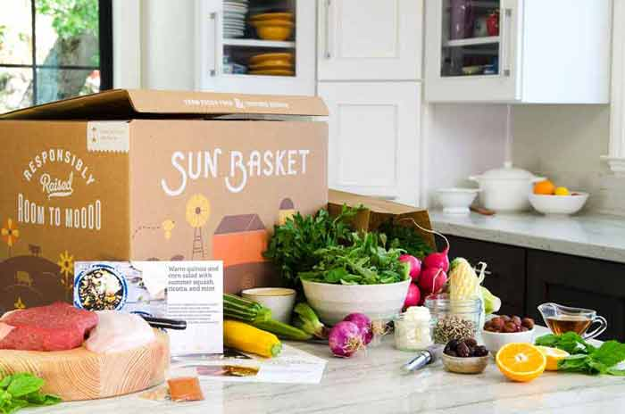 Sun Basket | Eat well with easy delicious meals, delivered